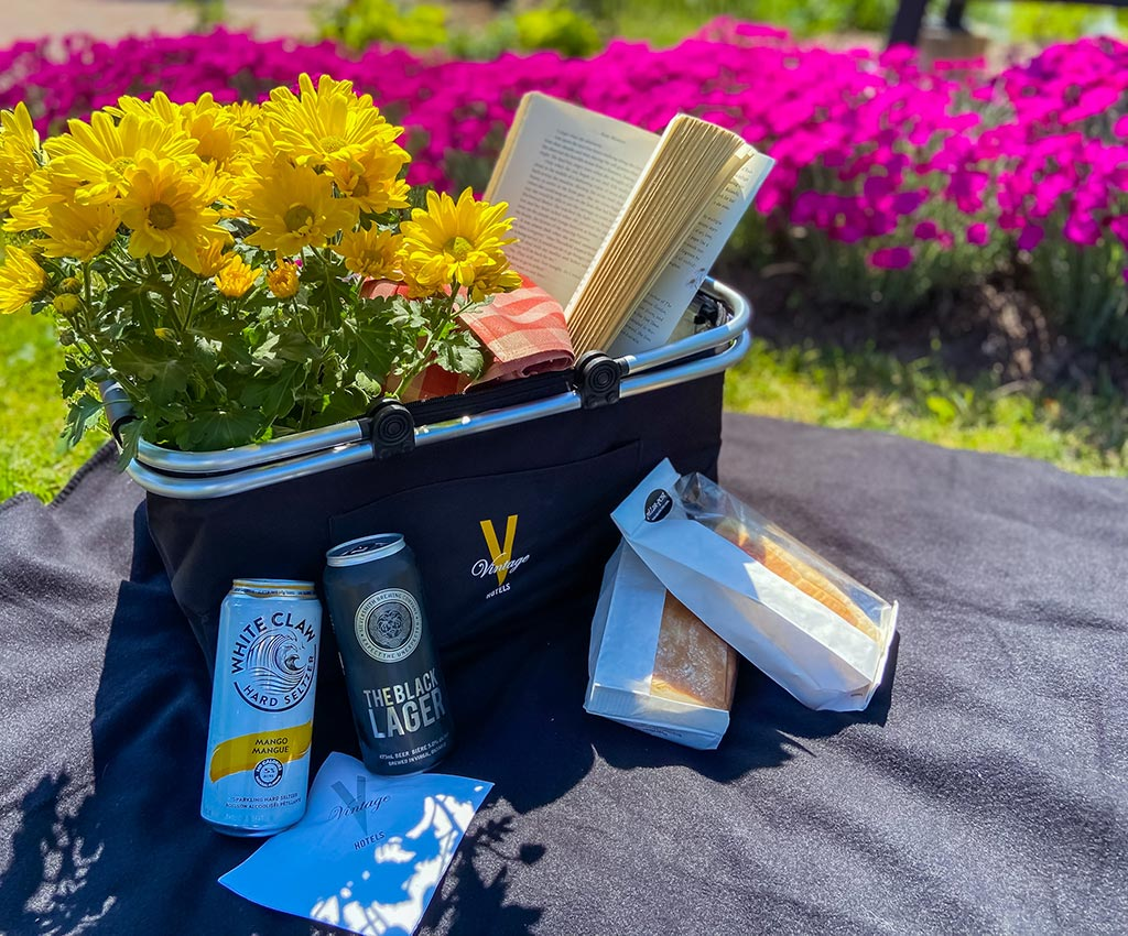 Our favourite picnic spots in Niagara-on-the-Lake – Vintage Hotels