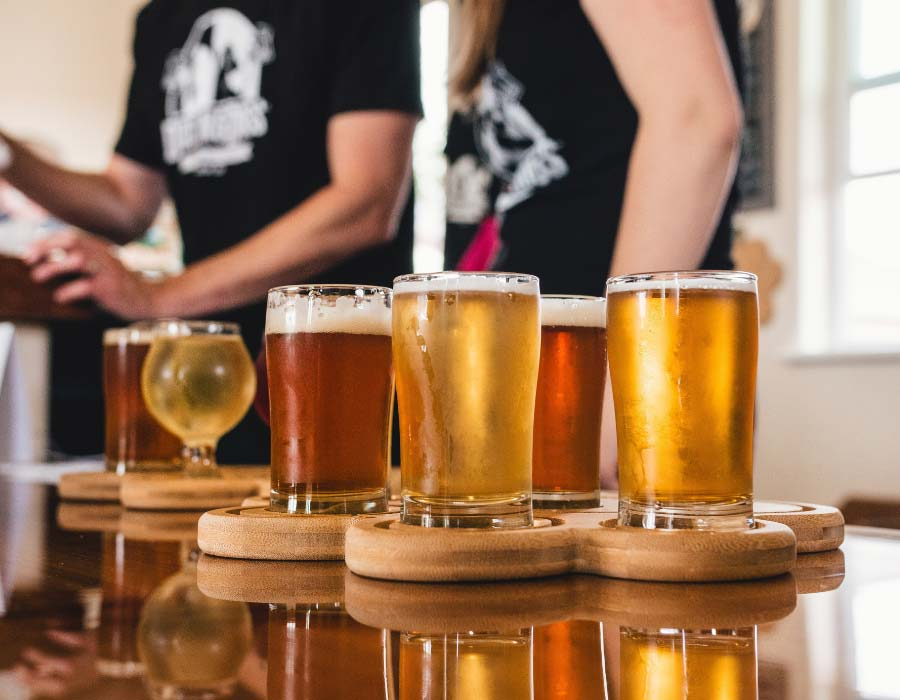 Craft Breweries & Cideries in Niagara-On-The-Lake