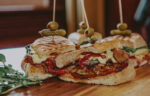 Gourmet Paninis from Churchill Lounge at the Prince of Wales Hotel in Niagara-on-the-Lake