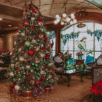 Prince of Wales in-house florist prepares for the holidays at Niagara-on-the-Lake
