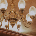 Elegant Victorian décor in meeting rooms at the Prince of Wales Hotel