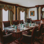 Boardroom meeting room at the Prince of Wales Hotel in Niagara-on-the-Lake