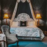 Suite accommodations at the Prince of Wales Hotel in Niagara-on-the-Lake