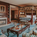 The one-of-a-kind Royal Suite experience at the Prince of Wales Hotel