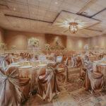 Royal Cambridge Ballroom reception venue at the Prince of Wales Hotel in Niagara-on-the-Lake