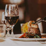 Mouthwatering meals from the refined steakhouse and winery at the Pillar & Post in Niagara-on-the-Lake