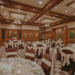 Olde Library wedding venue at the Pillar & Post Hotel in Niagara-on-the-Lake