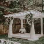 Courtyard Rose Garden wedding venue at the Pillar & Post in Niagara-on-the-Lake