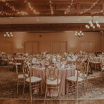 Upper Canada Hall Ballroom wedding venue at the Pillar & Post in Niagara-on-the-Lake