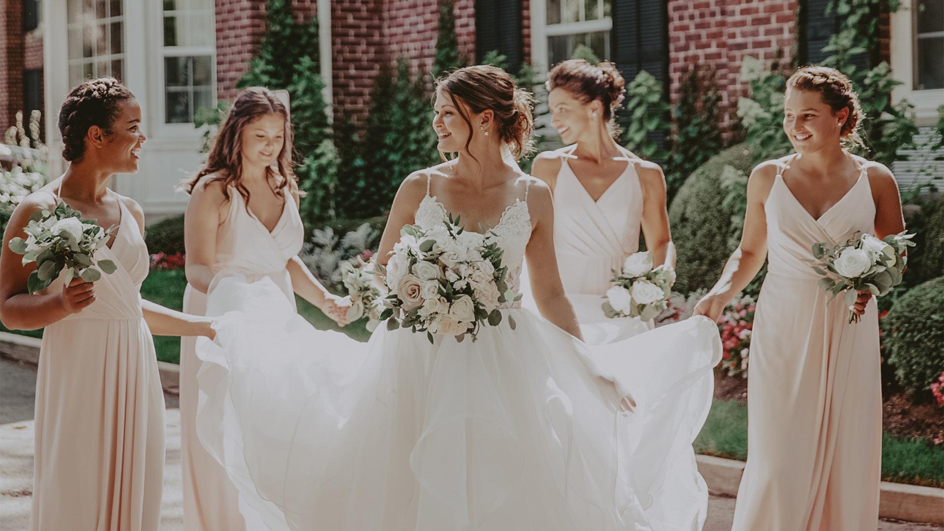 Weddings at Pillar and Post in Niagara on the Lake