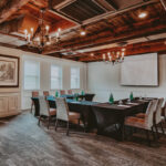 Unique meeting spaces for corporate events and business meetings at Vintage Hotels