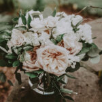 Beautiful Ontario weddings with bouquets by Clippings Floral Design
