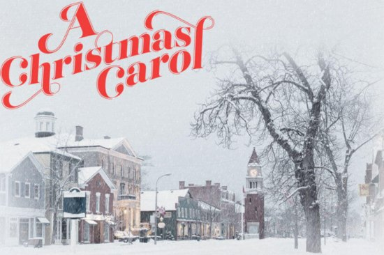 A Christmas Carol at the Shaw Festival in Niagara-on-the-Lake