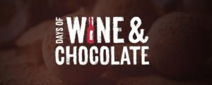 Days of Wine and Chocolate in Niagara