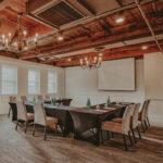 Jordan Room meeting venue at Inn On The Twenty in Jordan House in Jordan Village