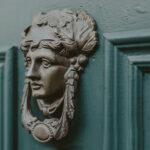 Vintage door knocker to meeting venues at Inn On The Twenty in Jordan Village