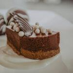 Elegant chocolate desserts in private dining at Inn On The Twenty in Jordan Village