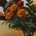 Roses in meeting venues at Millcroft Inn & Spa in Caledon