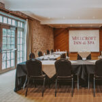 Business amenities for meetings at Millcroft Inn & Spa in Caledon