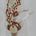 Rich chocolate desserts catered for weddings at Millcroft Inn & Spa in Caledon