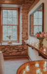 Romantic ambience of the River Room wedding venue at Millcroft Inn & Spa in Caledon