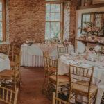 The River Room wedding venue at Millcroft Inn & Spa in Caledon