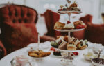 Sweet treats served at the Prince of Wales Hotel in Niagara-on-the-Lake