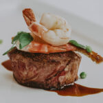 Seasonal Wine Country French Cuisine inspired meals available at Noble Restaurant in Niagara-on-the-Lake