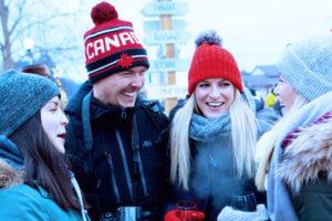 Twenty Valley Winter WineFest in Jordan, Ontario