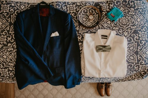 Canadian Groom's Attire for His Wedding Day