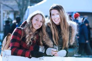 The Icewine Festival in Niagara-on-the-Lake