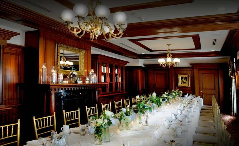 Venues perfect for an Intimate wedding at the Prince of Wales Hotel in Niagara-on-the-Lake