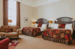 Premium Guest Suite with two queen beds at Inn On The Twenty in Jordan Village