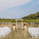 Headlands Site wedding venue at Inn On The Twenty in Jordan Village