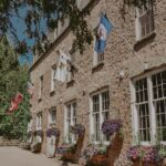 Parking and shuttles available at Millcroft Inn & Spa