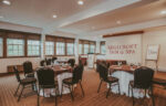 Alton Room for large meetings and conferences at Millcroft Inn & Spa in Caledon