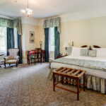 The Manor House accommodations at Millcroft Inn & Spa in Caledon