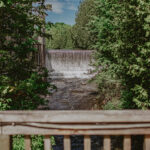 Explore the rolling hills and nature trails at Millcroft Inn & Spa in Caledon