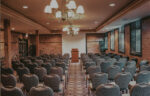 Queenston Hall for large meetings and conferences at the Pillar & Post Hotel in Niagara-on-the-Lake