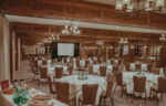Upper Canada Hall for large meetings and conferences at the Pillar & Post Hotel in Niagara-on-the-Lake