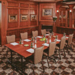 Secord venue for small meetings and breakouts at the Pillar & Post Hotel in Niagara-on-the-Lake