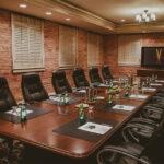 Newark boardroom at the Pillar & Post Hotel in Niagara-on-the-Lake