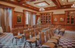 Olde Library venue for large meetings and conferences at the Pillar & Post Hotel in Niagara-on-the-Lake