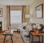 Guest Suite accommodations at the Pillar & Post Hotel in Niagara-on-the-Lake