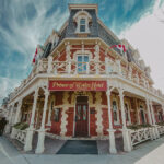 Prince of Wales Hotel exterior in Niagara-on-the-Lake
