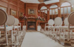 Secord venue for weddings at the Pillar & Post Hotel in Niagara-n-the-Lake
