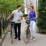 'Hike & Bike' Adventure in Jordan Valley