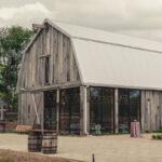 The Barn wedding venue at the Pillar & Post Hotel in Niagara-on-the-Lake