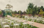 Guest view of Pont du Mont wedding venue at the Pillar & Post Hotel in Niagara-on-the-Lake