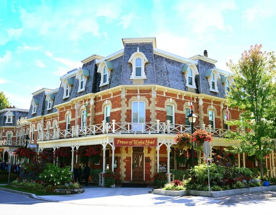 Prince of Wales Hotel Niagara on the Lake, Ontario, Canada